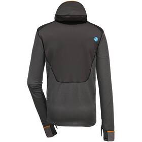 PYUA Dive-Y Hoodie Men almost black-grey mel